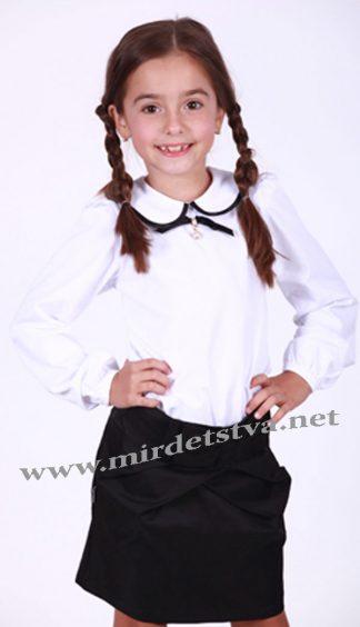 Блуза школьная для девочки Minikin 17110202