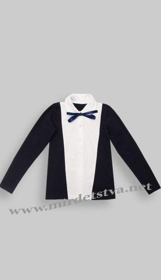 Блуза школьная для девочки Minikin 17110302