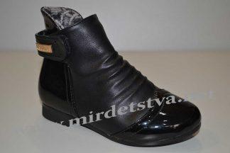 Детские ботинки для девочки B&G KKM13A-35