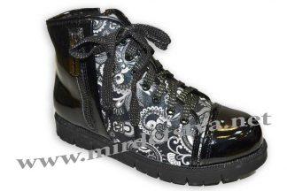 Ботинки для девочки B&G ZKK2817-45