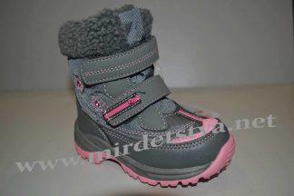 Ботинки-зимние-для-девочки-B&G-термо-R151-8010