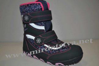 Ботинки зимние для-девочки-B&G-термо-RAY175-26
