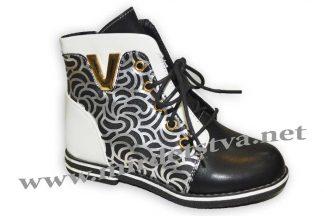 Ботинки для девочки Bessky TJ6393-1(2)