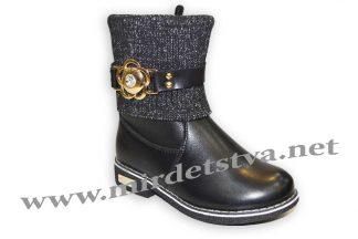Ботинки для девочки Eebb W606