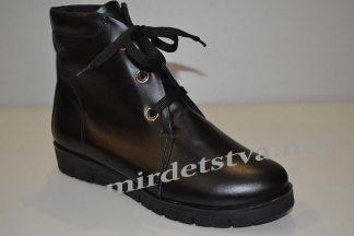 Ботинки для девочки Tops Д25-15 черные