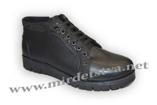 Ботинки для девочки Tops Д40_15 черные