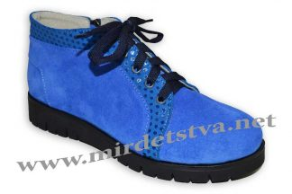 Ботинки для девочки Tops Д40_15 элетрик