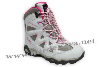 Подростковые ботинки зимние для девочки B&G термо RAY185-60 белые