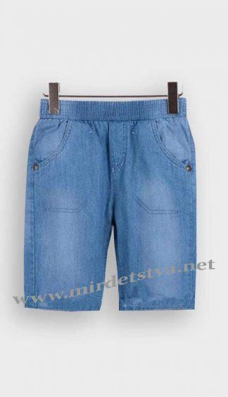 Бриджи джинсовые для мальчика Бемби ШР370