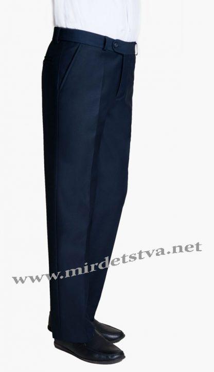 Утепленные классические брюки на мальчика Новая форма Tomas P024.3