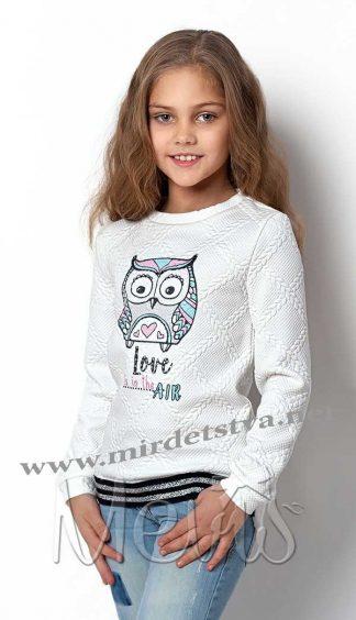 Детская кофта для девочки Mevis 2266-01