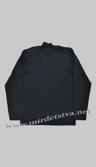 Гольф школьный Cegisa 4736 (4737) черного цвета
