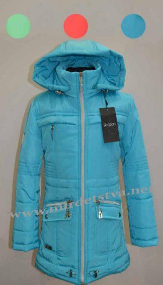 Куртка демисезонная для девочки Bonbon Виктория
