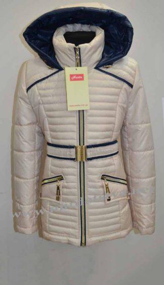 Куртка демисезонная для девочки Nestta Alina