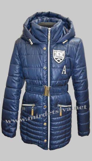 Куртка демисезонная для девочки Nestta Alisa