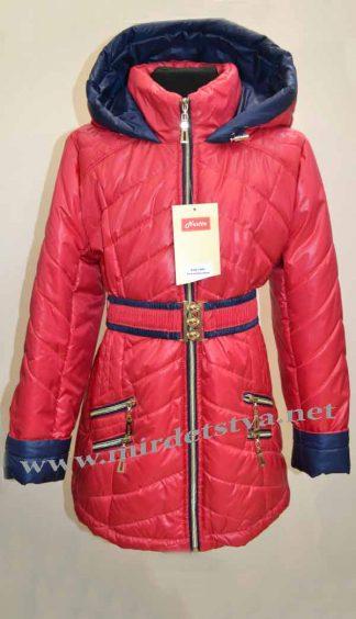 Куртка демисезонная для девочки Nestta Ameliya