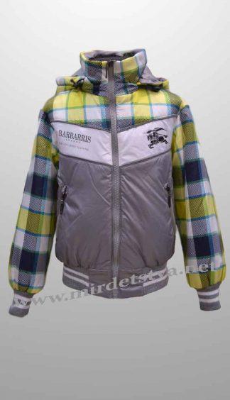 Куртка демисезонная для мальчика Barbaris Фреш