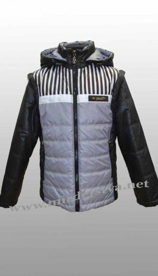 Куртка-жилетка демисезонная для мальчика Barbaris Джем