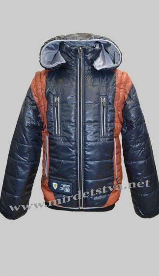 Детская куртка-жилетка демисезонная для мальчика Exclusive