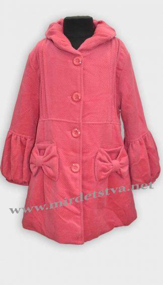 Пальто демисезонное для девочки Ativo B75