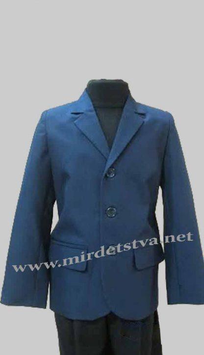 Пиджак школьный для мальчика Balu М-100