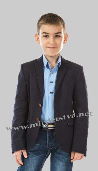 Пиджак школьный для мальчика KidsCouture 717116001