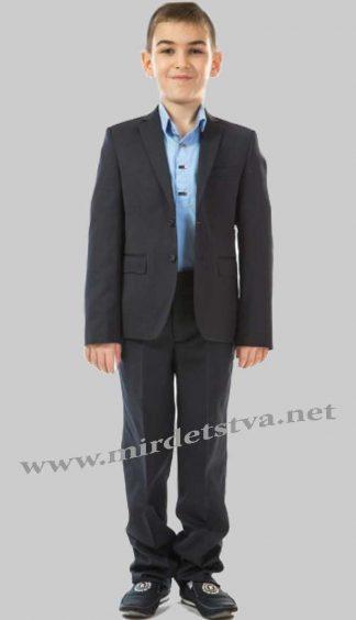 Пиджак школьный для мальчика KidsCouture 717116002