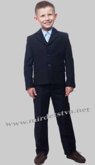 Пиджак школьный для мальчика KidsCouture 717116004