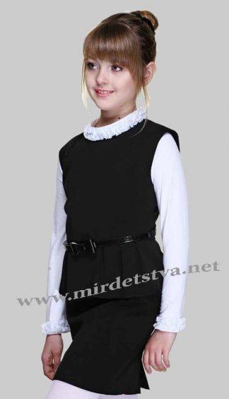 Платье школьное для девочки Lukas 4207
