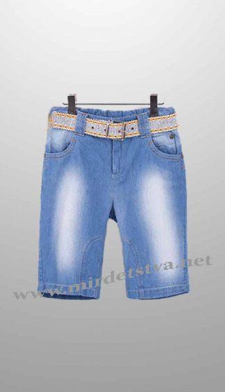 Шорты джинсовые для мальчика Бемби ШР387