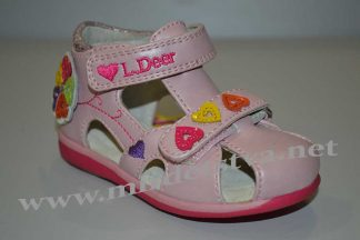 Детские сандали для девочки B&G LD13A3-012