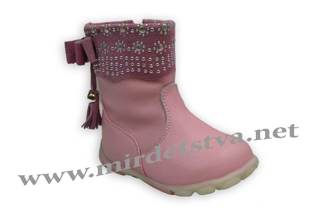 Купить Сапоги для девочки Scarlett A415 в Харькове по лучшей цене с ... 52389b29a4c91