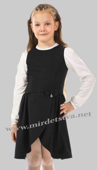 Сарафан школьный для девочки KidsCouture 7171180203