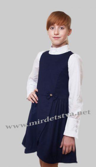 Сарафан школьный для девочки KidsCouture 7171181104