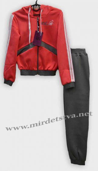 Спортивный костюм для девочки Vivaton Джесс коралл