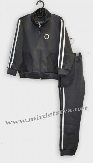 Спортивный костюм для мальчика Vivaton Классный серый
