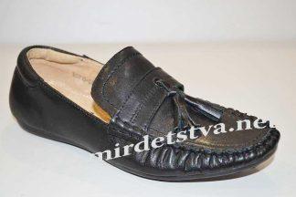 Подростковые туфли для мальчика B&G BG715-082