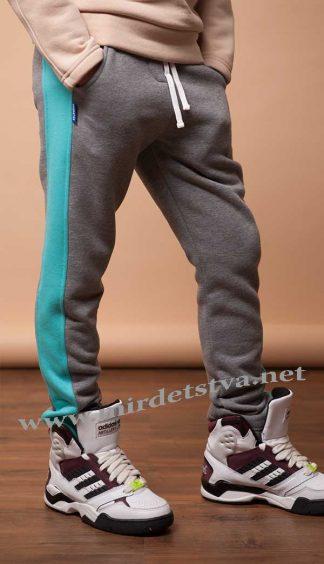 Утепленные брюки для девочки ОВЕН «Лора» 17Ш1-350