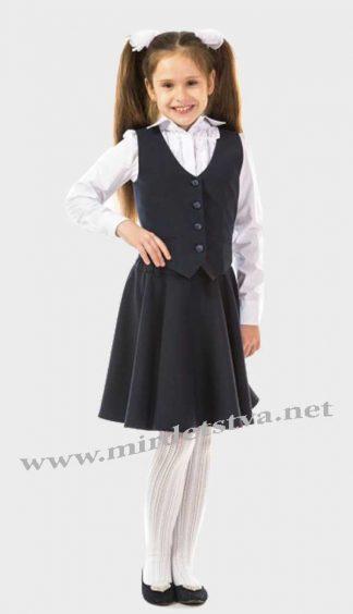 Жилет школьный для девочки KidsCouture 91032665