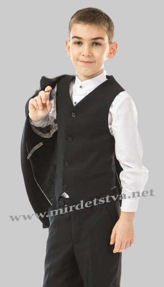 Жилет школьный для мальчика KidsCouture 717116005