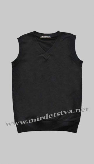 Жилетка для мальчика Cegisa 4744 (4745) черного цвета